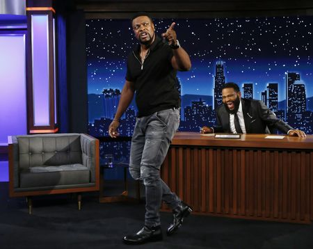 CHRIS TUCKER, ANTHONY ANDERSON
