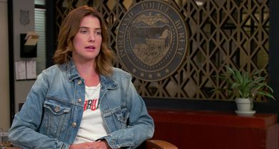 "02. Cobie Smulders, ""Dex Parios"", On her character"