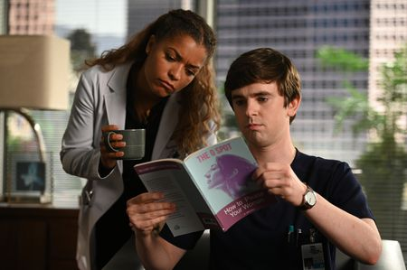 ANTONIA THOMAS, FREDDIE HIGHMORE