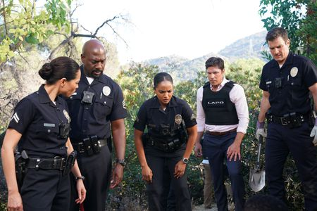 ALYSSA DIAZ, RICHARD T. JONES, MEKIA COX, MICHAEL TRUCCO, NATHAN FILLION