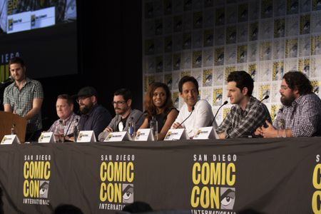 MARC SNETIKER, MATT YOUNGBERG (EXECUTIVE PRODUCER), FRANCISCO ANGONES (EXECUTIVE PRODUCER), SEAN JIMENEZ (ART DIRECTOR), TOKS OLAGUNDOYE, DANNY PUDI, BEN SCHWARTZ, BOBBY MOYNIHAN