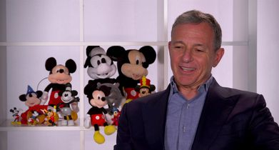 Mickey's 90th Spectacular EPK - 02. Bob Iger, Walt Disney CEO, On Mickey's timelessness