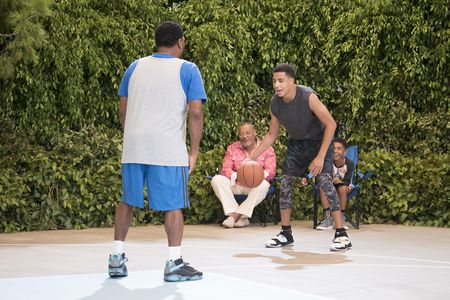 MARCUS SCRIBNER, LAURENCE FISHBURNE ANTHONY ANDERSON, MILES BROWN,
