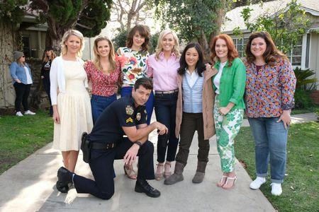 STACEY SCOWLEY, CHELSEY CRISP, COLLEEN RYAN, ALEX QUIJANO, RACHEL CANNON, CONSTANCE WU, KIMBERLY CRANDALL, ZABETH RUSSELL