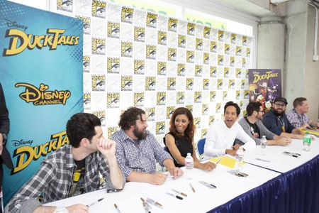 BEN SCHWARTZ, BOBBY MOYNIHAN, TOKS OLAGUNDOYE, DANNY PUDI, SEAN JIMENEZ (ART DIRECTOR), FRANCISCO ANGONES (EXECUTIVE PRODUCER), MATT YOUNGBERG (EXECUTIVE PRODUCER)