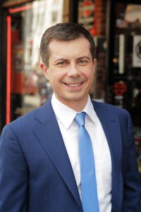 MAYOR PETE BUTTIGIEG