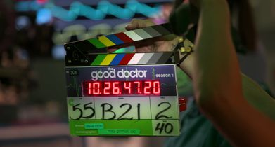 "01. ""The Good Doctor"" Season 3 EPK B-Roll"