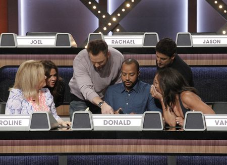 CAROLINE RHEA, RACHAEL RAY, JOEL MCHALE, DONALD FAISON, VANESSA WILLIAMS, JASON BIGGS