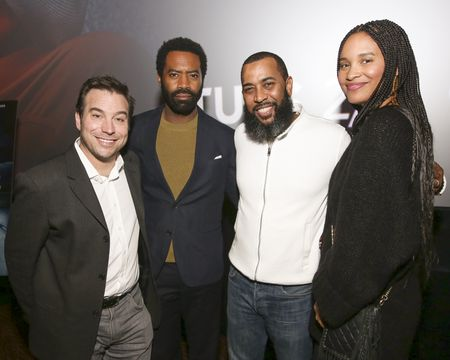 NICHOLAS PINNOCK, HANK STEINBERG (EXECUTIVE PRODUCER), FELONIOUS MUNK, JOY BRYANT