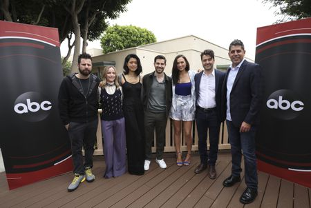 JAMES RODAY, ALLISON MILLER, GRACE PARK, DAVID GIUNTOLI, CHRISTINA OCHOA, RON LIVINGSTON, DJ NASH