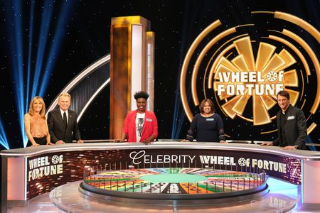 VANNA WHITE, PAT SAJAK, LESLIE JONES, CHANDRA WILSON, TONY HAWK