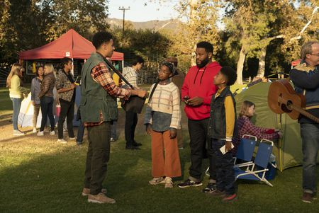 MARCUS SCRIBNER, MARSAI MARTIN, ANTHONY ANDERSON, MILES BROWN