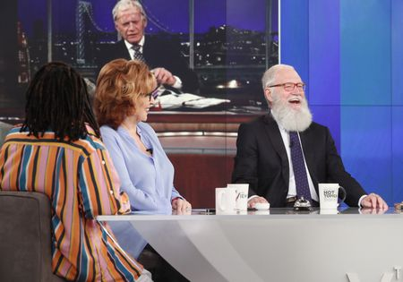 WHOOPI GOLDBERG, JOY BEHAR, DAVID LETTERMAN
