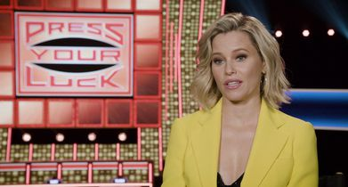 2.	Elizabeth Banks, Host, On raising the stakes