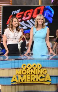GINGER ZEE, LARA SPENCER