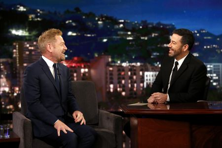 KENNETH BRANAGH, JIMMY KIMMEL
