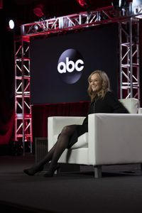 KAREY BURKE (PRESIDENT, ABC ENTERTAINMENT)