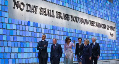 9/11 Remembered: The Day We Came Together