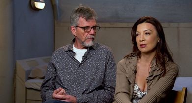 "06. Jeffrey Bell, Executive Producer / Ming-Na Wen, ""Agent Melinda May"", On the arrival of a new character with a familiar face"