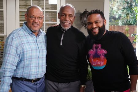 LAURENCE FISHBURNE, DANNY GLOVER, ANTHONY ANDERSON