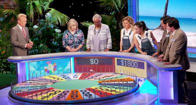 """Fresh Off the Boat"" Season Premiere/'Wheel of Fortune' Episode B-Roll"