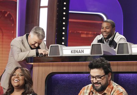 SHERRI SHEPHERD, ALEC BALDWIN, KENAN THOMPSON, HORATIO SANZ