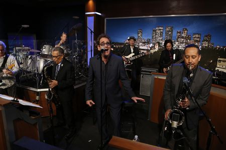 CLETO AND THE CLETONES, HUEY LEWIS