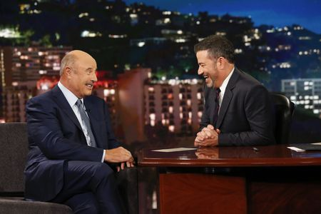 DR. PHIL MCGRAW, JIMMY KIMMEL