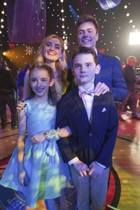 JULIA BUTTERS, MEG DONNELLY, PEYTON MEYER, EVAN O'TOOLE