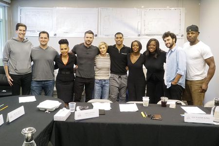 PETE NOWALK (EXECUTIVE PRODUCER), MATT MCGORRY, AMIRAH VANN, CHARLIE WEBER, LIZA WEIL, ROME FLYNN, AJA NAOMI KING, VIOLA DAVIS, JACK FALAHEE, BILLY BROWN