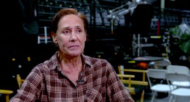 "06. Laurie Metcalf, ""Jackie Harris"" On how she hopes the show will be received"