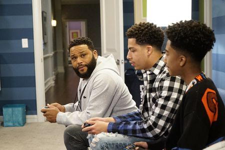 ANTHONY ANDERSON, MARCUS SCRIBNER, MILES BROWN