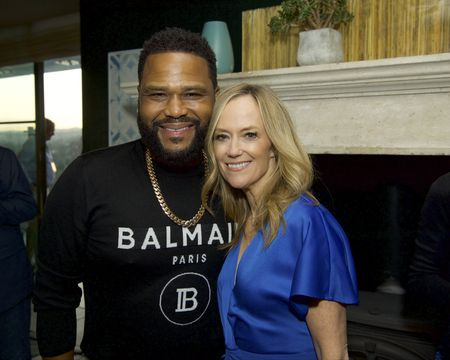 ANTHONY ANDERSON, KAREY BURKE (PRESIDENT, ABC ENTERTAINMENT)