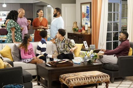 MARSAI MARTIN, LAURENCE FISHBURNE, TRACEE ELLIS ROSS, MARCUS SCRIBNER, ANTHONY ANDERSON, BARON VAUGHN