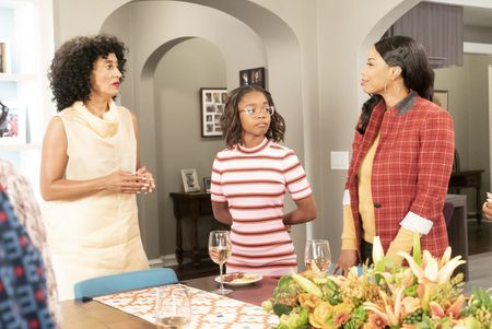 TRACEE ELLIS ROSS, MARSAI MARTIN, JILL MARIE JONES