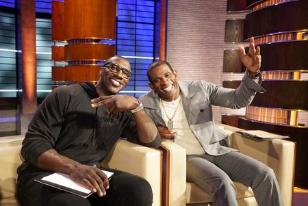 SHANNON SHARPE, DEION SANDERS