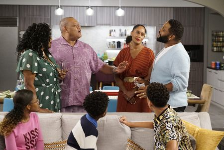 MARSAI MARTIN, LAURENCE FISHBURNE, TRACEE ELLIS ROSS, ANTHONY ANDERSON