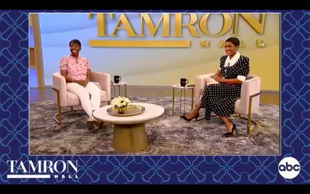 CANDI CARTER (EXECUTIVE PRODUCER), TAMRON HALL