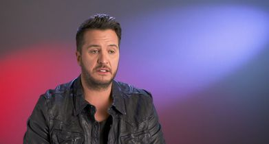 07. Luke Bryan, Judge, On his new approach to judging