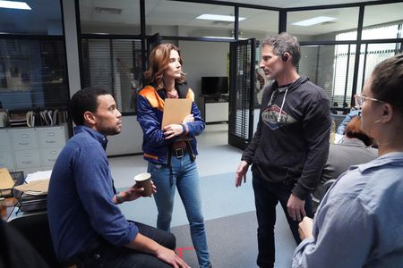 MICHAEL EALY, COBIE SMULDERS, MARC BUCKLAND (DIRECTOR)