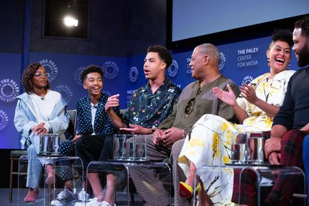 MARSAI MARTIN, MILES BROWN, MARCUS SCRIBNER, LAURENCE FISHBURNE, TRACEE ELLIS ROSS, ANTHONY ANDERSON