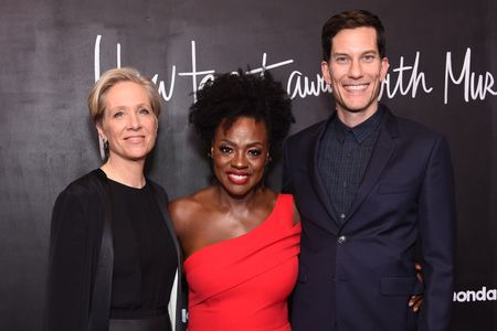 BETSY BEERS (EXECUTIVE PRODUCER), VIOLA DAVIS,  PETE NOWALK (EXECUTIVE PRODUCER)