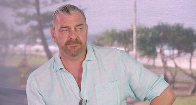 """06. Ray Stevenson, """"Jake Elliot,"""" On why he wanted to be a part of the show"""