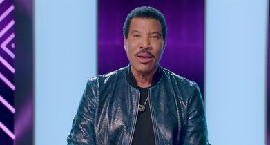 08. Lionel Richie, Judge, On why he loves being a judge on the show
