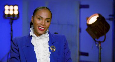 "06.	Tika Sumpter, ""Alicia Johnson"", On her character's love for Paul"