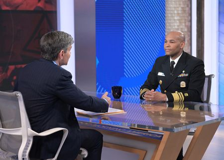 GEORGE STEPHANOPOULOS, SURGEON GENERAL JEROME ADAMS