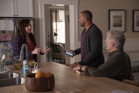 ALLISON TOLMAN, DONALD FAISON, CLANCY BROWN
