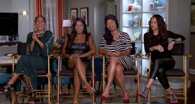 """03.Tracee Ellis Ross, """"Rainbow Johnson"""", On the premise of the episode"""