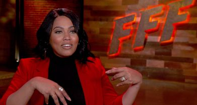 05. Ayesha Curry, Executive Producer / Host / Judge, On her judging style