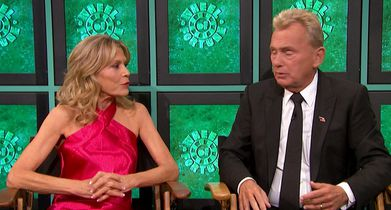 """Celebrity Wheel of Fortune,"" Pat and Vanna featurette"